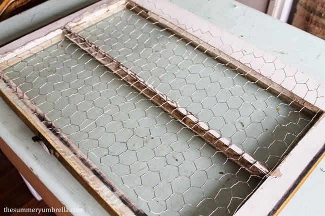 diy reclaimed window inspiration board