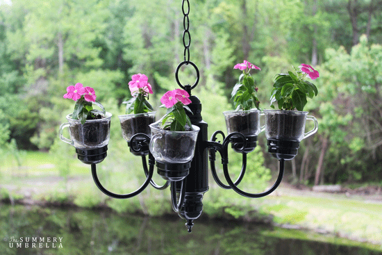 upcycled-flower-planter-chandelier-4